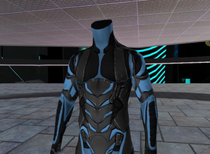 Proto Suit Male