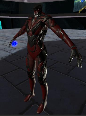 Proto Suit Female (PBR)