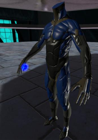 Reflex Suit Male (PBR)