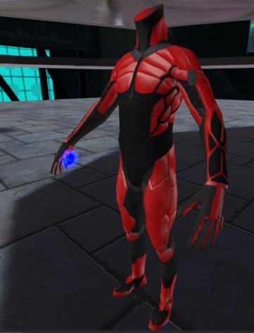 Reflex Suit Male